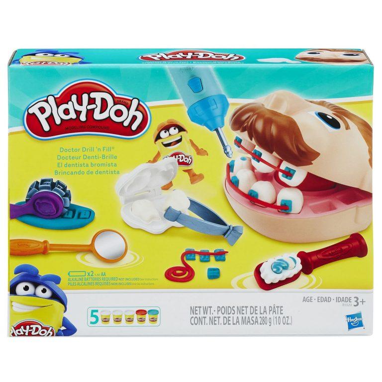 dental play set for children